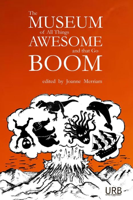 Museum of All Things Awesome - Cover